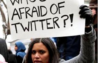 Twitterrevoluciones