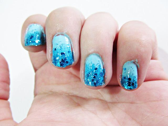 Nail art of the week 06 - new year's eve special edition ...