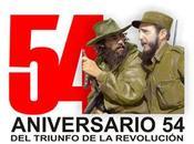 Cuba festeja años Revolución