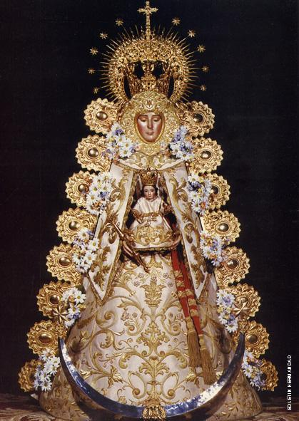 Viaje a Sevilla con motivo de la salida procesional de la Virgen del Rocío de la parroquia del Salvador
