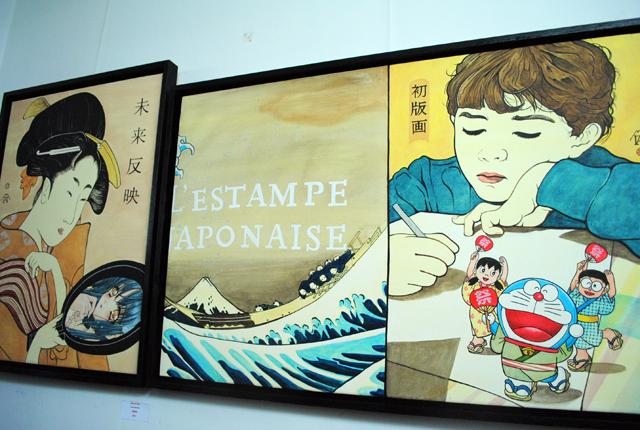 JAPON 400: ART BETWEEN JAPAN AND MADRID