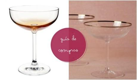 Vintage champagne glasses-Shopping guide