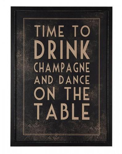 Time to drink champagne and dance on the table-The Contemporary Home