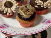 Cupcakes vainilla, fresa chocolate!!!!