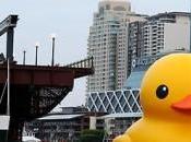 Rubber Duck, pato goma gigante