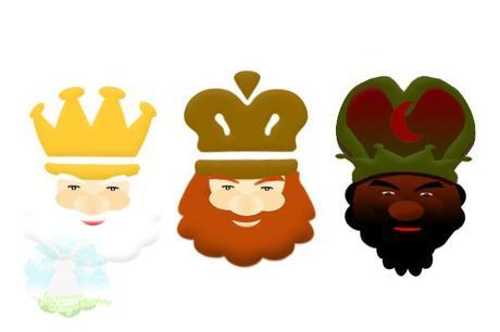 Cuento de los Tres Reyes Magos.
