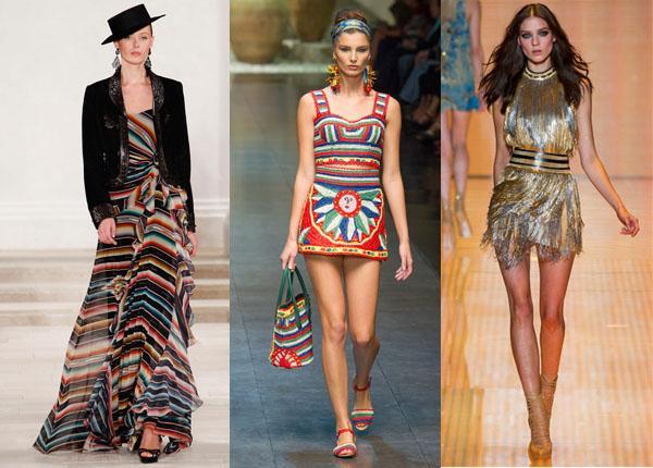 moda pv 2013 etno chic