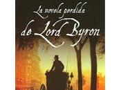 novela perdida Lord Byron', John Crowley