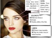 Guía maquillaje para castañas