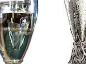 Sorteos Champions Europa League. Comienzan eliminatorias