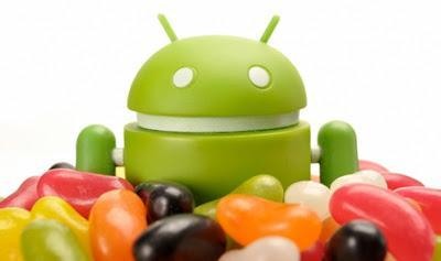 Jelly Bean llega al 10.2% de los Android