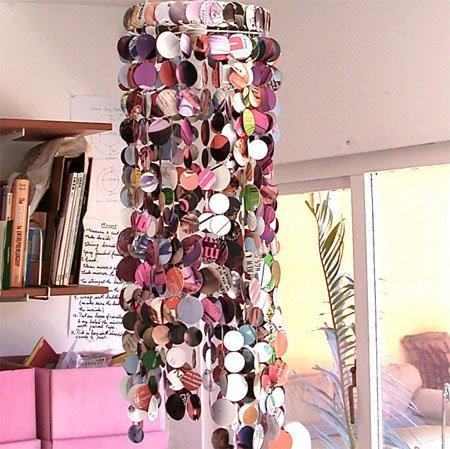D eco style ideas sencillas y recicladas paperblog for Ideas para decorar mi cuarto con cosas recicladas