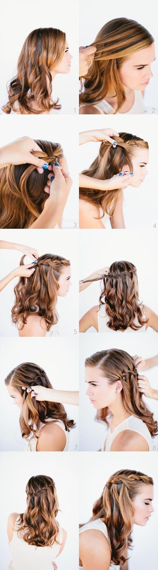 Peinados paso a paso tendencias trenzas paperblog - Peinados paso a paso trenzas ...