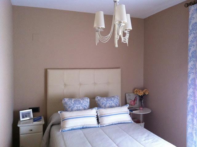 11 ideas para decorar el cabecero de tu cama paperblog - Cabeceros tapizados tela ...