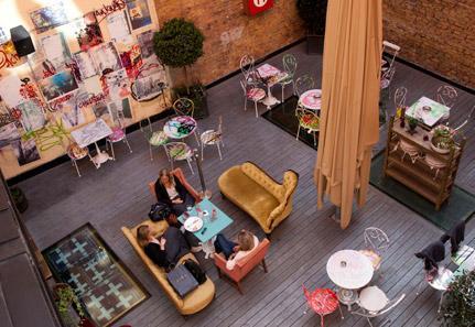 story hotel estocolmo mix de estilos paperblog. Black Bedroom Furniture Sets. Home Design Ideas