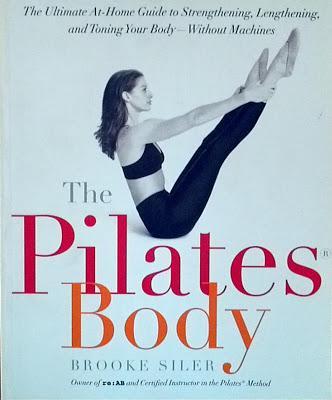 The pilates body brooke siler