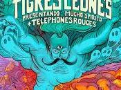 LaFonoteca Presenta: Tigres Leones Telephones Rouges (11.Enero.2013 Madrid)