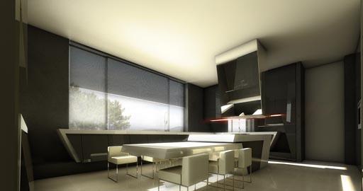 Selección de los últimos diseños de cocinas A-cero - Paperblog