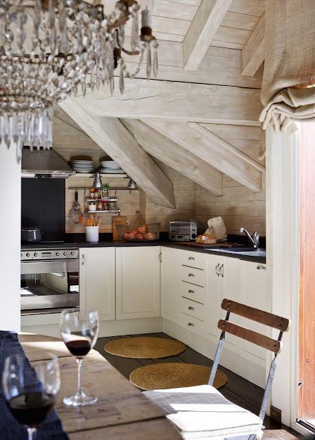Una buhardilla para vivir a loft for living paperblog - Buhardillas con encanto ...