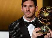 Messi único