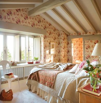 Los interiores de techos de tejas rusticos paperblog - Techos rusticos interiores ...