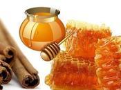 Cómo bajar peso canela miel
