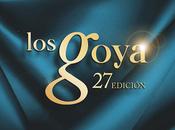 XXVII Premios Goya 2012