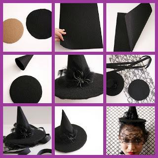 Encontre tocado para halloween paperblog - Adornos halloween caseros ...