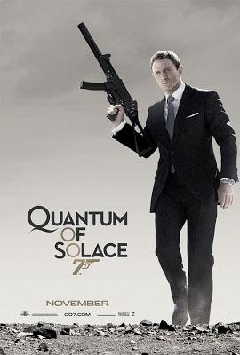 Mezclado, no agitado: Quantum of Solace (Marc Forster, 2008)