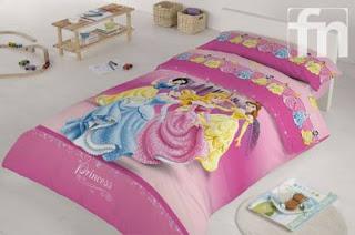 Resultado sorteo funda nordica jm textil paperblog - Funda nordica princesas ...
