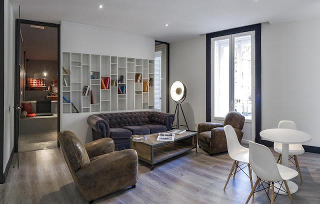 Dise o a low cost paperblog for Hostal diseno madrid