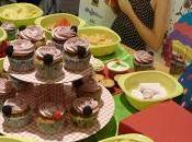 Jueves entre pasteles: cupcakes confeti