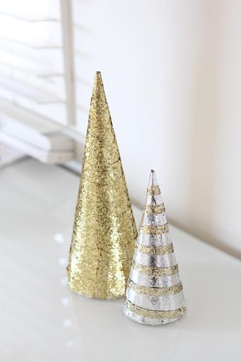Decora con un rbol de navidad diferente paperblog - Arbol de navidad diferente ...