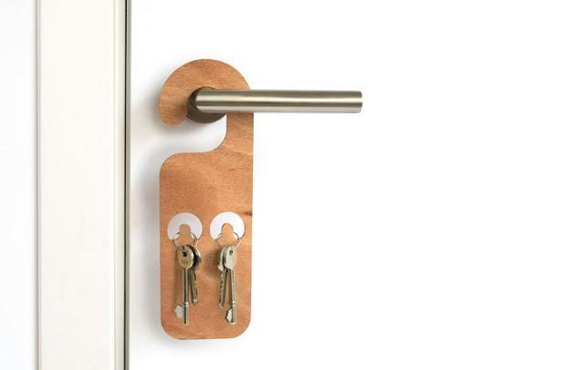 Colgador de puerta anti olvidos paperblog - Colgador de puerta ...