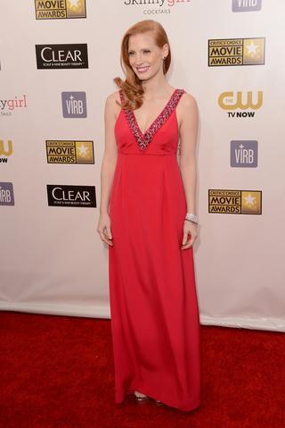 Red Carpet: Critic Choice Movie Awards