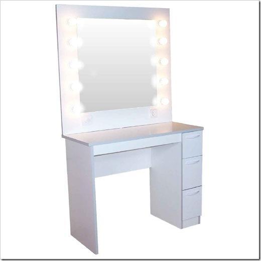 Tocadores de dise o con cual te quedas paperblog - Espejo con bombillas ikea ...