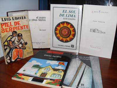 Peruanos (vivos) que vale la pena leer: Luis Loayza