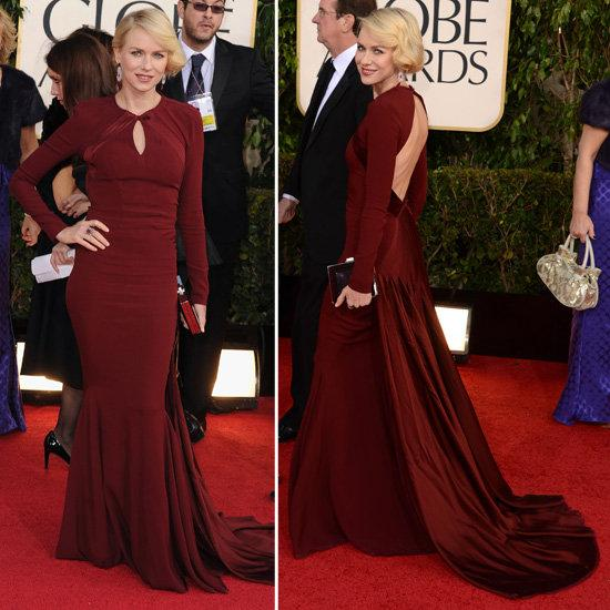 Golden Globe Awards 2013; mi podio