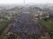 Miles franceses congregaron contra matrimonio