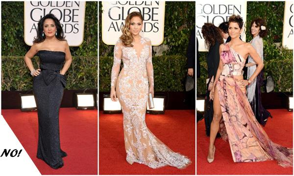 Red Carpet: Globos de Oro