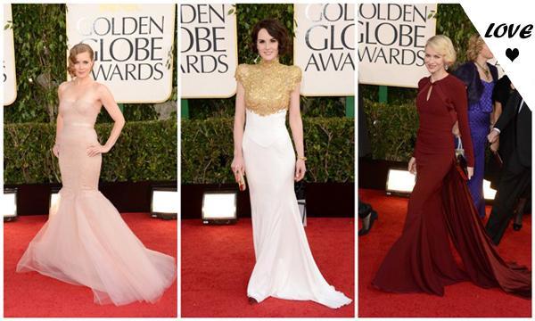 Red Carpet: Globos de Oro