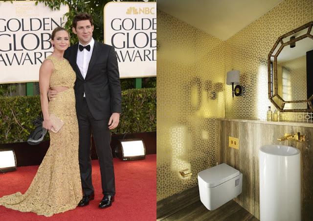 Deco looks: Globos de Oro 2013