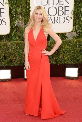 Red Carpet: Los globos de Oro 2013