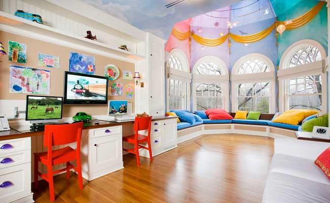 Playrooms de ensue o paperblog - Habitaciones de ensueno ...