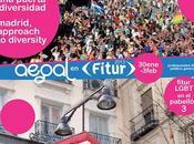 AEGAL, Madrid Orgullo Chueca FITUR LGBT