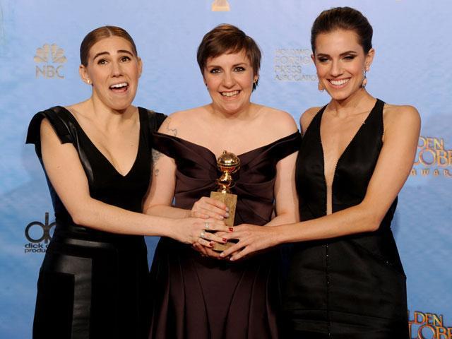 Ganadores de los Globos de Oro 2013 (Televisión)