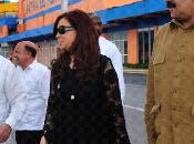 Raúl despide Cristina Fernández Ollanta Humala