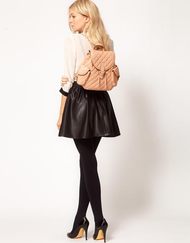 SS 2013 trend alert!: Backpacks