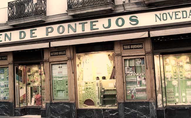 pontejos1 Las 7 mejores tiendas craft en Madrid