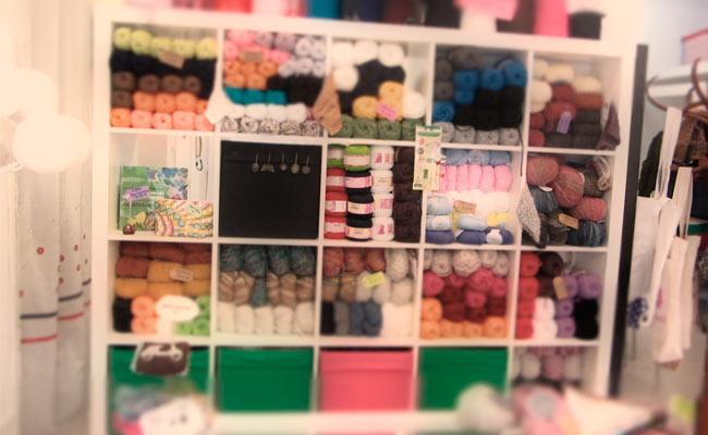 Estaribel Las 7 mejores tiendas craft en Madrid